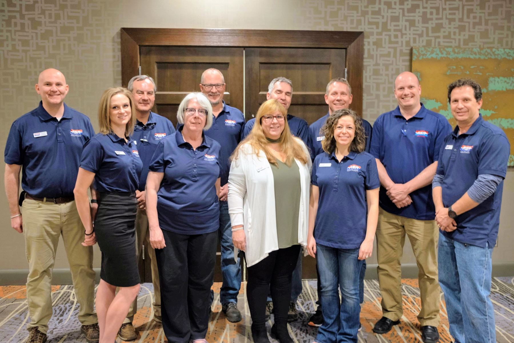 2018 ASA Colorado Board Members